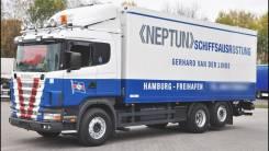 Scania. Скания 144 460 термос реф, 11 990куб. см., 16 000кг., 6x2
