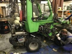 Ремонт мини-тракторов Avant