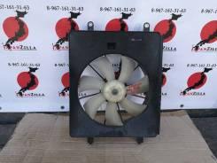 Вентилятор радиатора кондиционера. Honda Stream, RN1, RN2, RN3, RN4