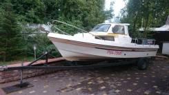 Моторная лодка/катер Yamaha fisher 22