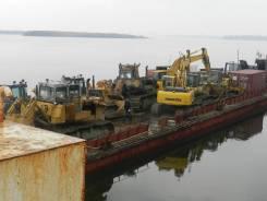 Морские перевозки груза, спецтехники по Хабаровскому краю