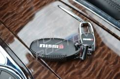 Чехол на брелок иммобилайзера Nismo Nissan Patrol Y62 / QX56 / QX80