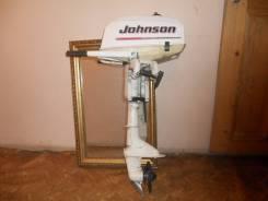 Лодочный мотор Johnson