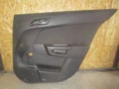 Обшивка двери задней правой Opel Astra H 2004-