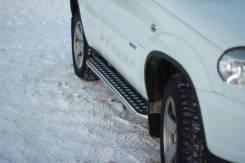 Подножка. Chevrolet Niva, 21236 BAZ2123