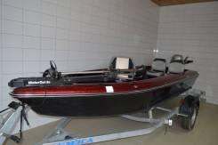 Продам американскую пластиковую лодку Water Moccasin Outdoors