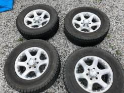 Колёса 265/65/17 Bridgestone USA
