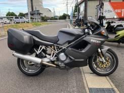 Ducati ST4S. 996куб. см., исправен, птс, без пробега