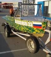 Продаю лодку Казанка - М