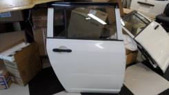 Задняя правая дверь Toyota Probox белая
