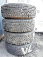 Bridgestone. Зимние, 2010 год, 10%, 4 шт
