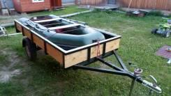 Продам лодку, Таймыр-320 + мотор Тохатсу-5, +прицеп под лодку!