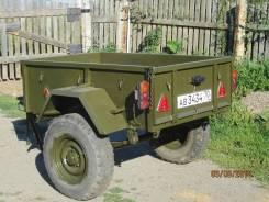 прицеп УАЗ 704