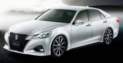 Сплиттер. Toyota Crown Majesta, AWS215, GWS214 Toyota Crown, ARS210, AWS210, AWS211, AWS215, GRS210, GRS211, GRS214, GWS214 2ARFSE, 2GRFSE, 2GRFXE, 4G...