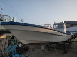 Лодка рыбацкая Yamaha