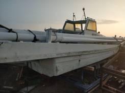 Лодка рыбацкая Yamaha.