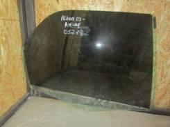 Стекло двери задней правой Fiat Albea 03-