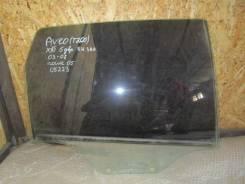 Стекло двери задней правой Chevrolet Aveo (T200) 03-08 после 05 хэтчбэ