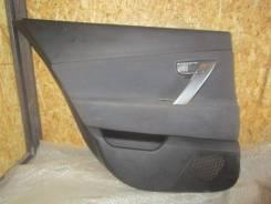 Обшивка двери задней левой Nissan Primera P12E 2002