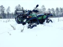 Stels ATV 300B, 2013