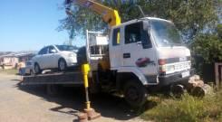 Услуги: бортовой автомобиль с манипулятором, эвакуатор, кран-борт