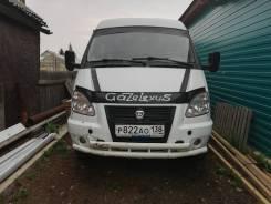 ГАЗ ГАЗель Микроавтобус, 2013