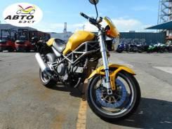Ducati Monster 900 (B8727), 2002