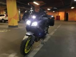 Yamaha MT-10, 2016