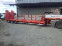 Политранс ТСП 94183. Трал Политранс низкорамный 40 тонный, 40 000кг.