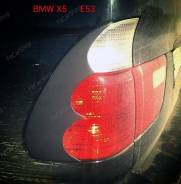 Накладки на задние стопы (реснички) BMW X5 E53 99-06 (бмв х5 е53)