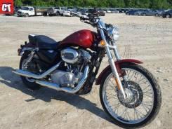 Harley-Davidson Sportster 883 Custom XL883C, 2004