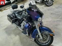 Harley-Davidson Electra Glide Ultra Limited FLHTK, 2010