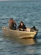 Катер для ловли рыбы из алюминия купить во Владивостоке