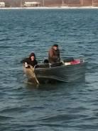 Катер для рыбалки алюминиевый для рыбалки