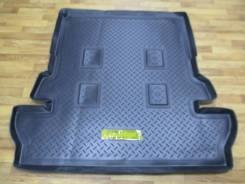 Коврик в багажник Toyota Land Cruiser J200 2007- 2012 7-местный
