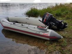 Резиновая лодка Phoenix с мотором Mercury 25