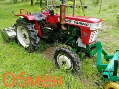 Yanmar. Продам хороший трактор, 15 л.с.