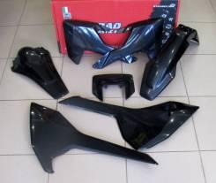 Комплект пластика R-Tech Husqvarna Te/Fe 17-18 черный R-KITHSQ-NRO-517