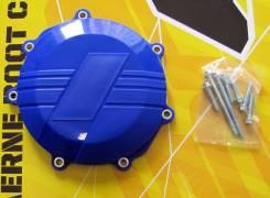 Защита крышки сцепления Yamaha YZ450F 14-17, WR450F 2016 синяя