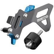 Защита передней звезды Zeta Gase Saver kit Husq. FC450 16-/FE/FX450/501 17- черно синий ZE80-8529