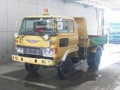 Hino Ranger. Продается самосвал 4WD , 6 500куб. см., 5 000кг., 4x4