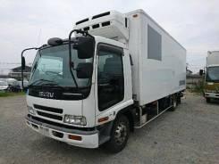 Продам по запчастям I. Forward 04г. рама-FRD35 ДВС-6HL1 рефка.