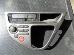 Блок управления климат-контролем. Toyota Wish, ANE10, ZNE10, ZNE14, ANE10G, ZNE10G, ZNE14G Двигатели: 1AZFSE, 1ZZFE