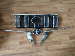 Решетка радиатора Toyota Land Cruiser Prado J150 2018 год