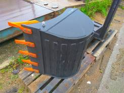 Ковш на экскаватор погрузчик JCB 3CX 800 мм