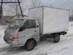 Hyundai Porter II, 2021