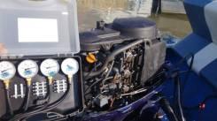 Синхронизация карбюраторов подвесных моторов, настройка холостого хода