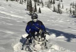 BRP Ski-Doo Summit X, 2009