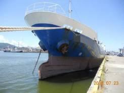 Сухогрузное судно 73 м Япония (General Cargo ship)