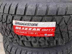 Bridgestone Blizzak DM-V2, 275/50R20 113R Made in Japan!